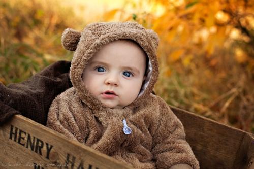 Babyfotos im Herbst Buxtehude-7
