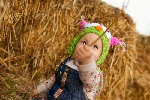Babyfotos im Herbst Rade-3