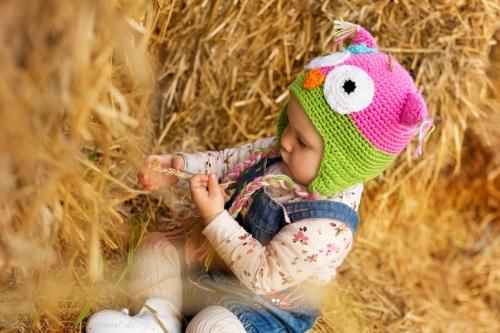 Babyfotos im Herbst Rade-5