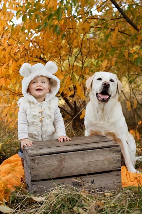 Babyfotos mit Hund in Buxtehude Eisbärchen-17