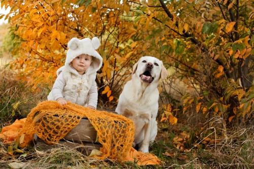 Babyfotos mit Hund in Buxtehude Eisbärchen-19