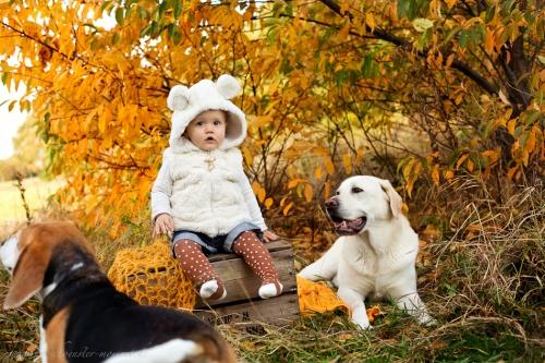 Babyfotos mit Hund in Buxtehude Eisbärchen-21