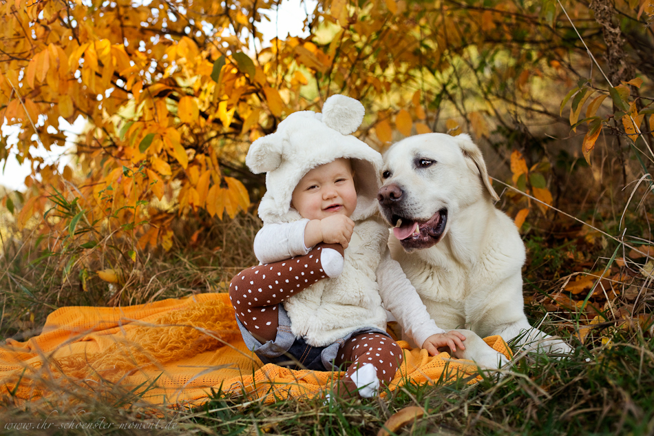 Babyfotos mit Hund in Buxtehude Eisbärchen-8