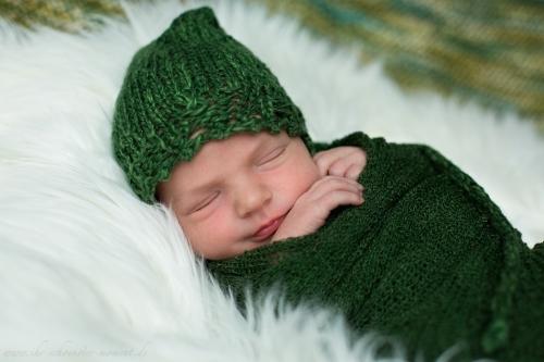 Neugeborenenfotos in Buxtehude Eisbärchen-7