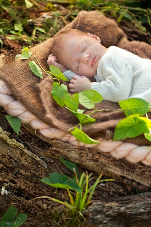 Neugeborenenfotos in Buxtehude Outdoor-12