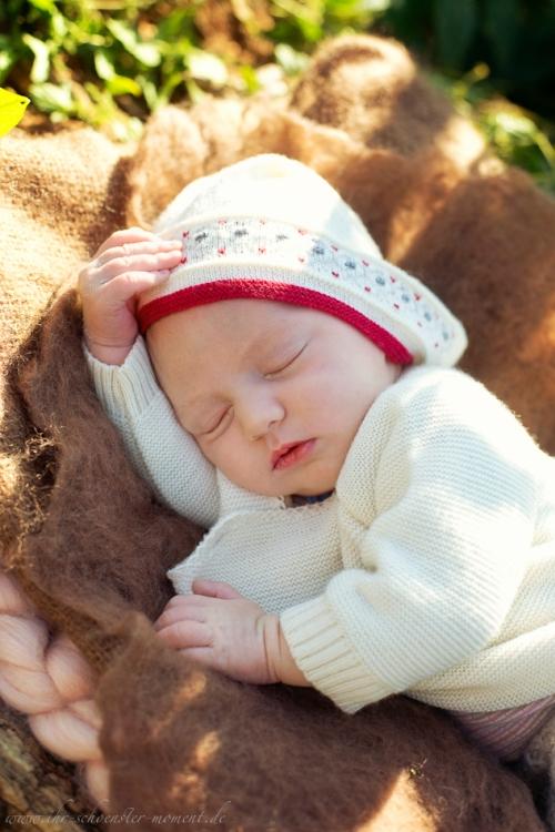 Neugeborenenfotos in Buxtehude Outdoor-3