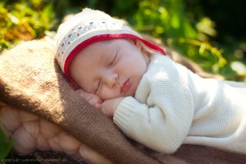 Neugeborenenfotos in Buxtehude Outdoor-4