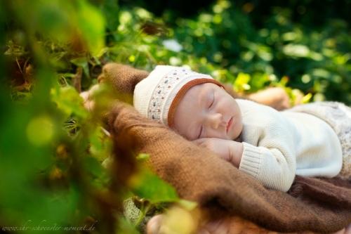 Neugeborenenfotos in Buxtehude Outdoor-7