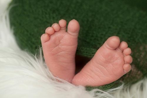 Wichtel süße Füße
