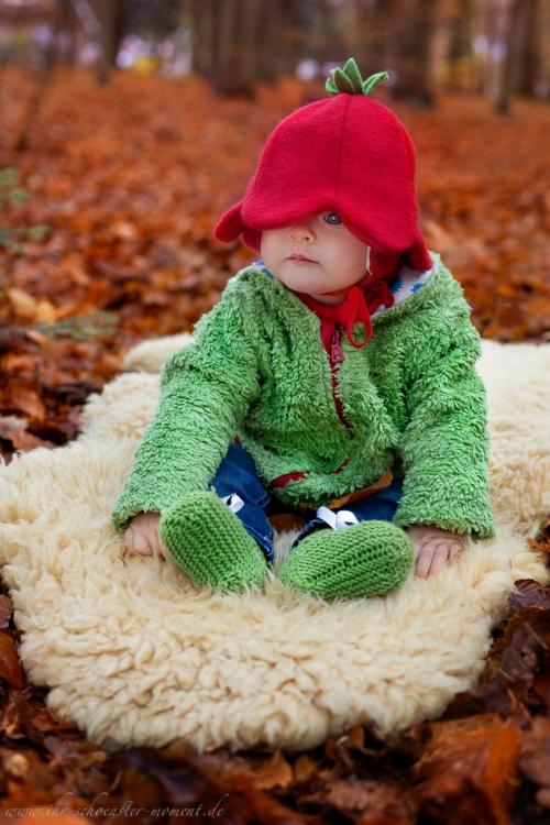 Babyfotos im Herbst Buxtehude-10