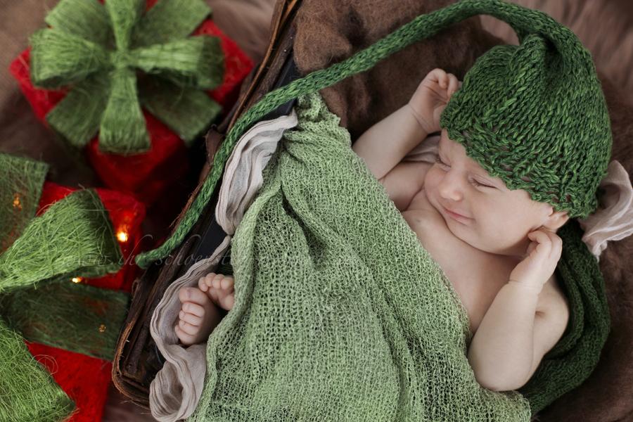 In einer Woche ist Weihnachten