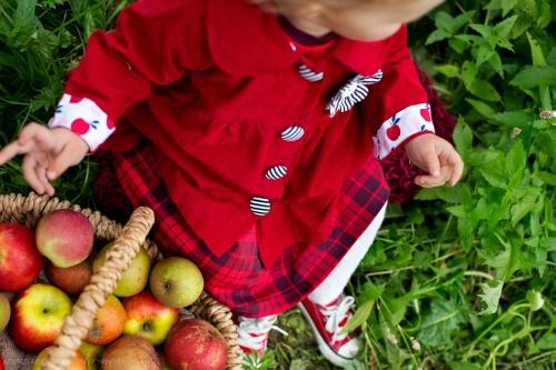 Kinderfotos auf dem Apfelhof-13