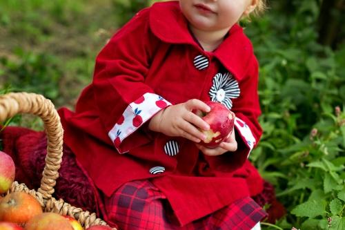 Kinderfotos auf dem Apfelhof-9