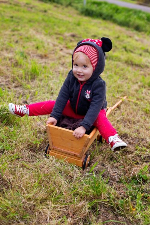 Kinderfotos Minnie Maus-11