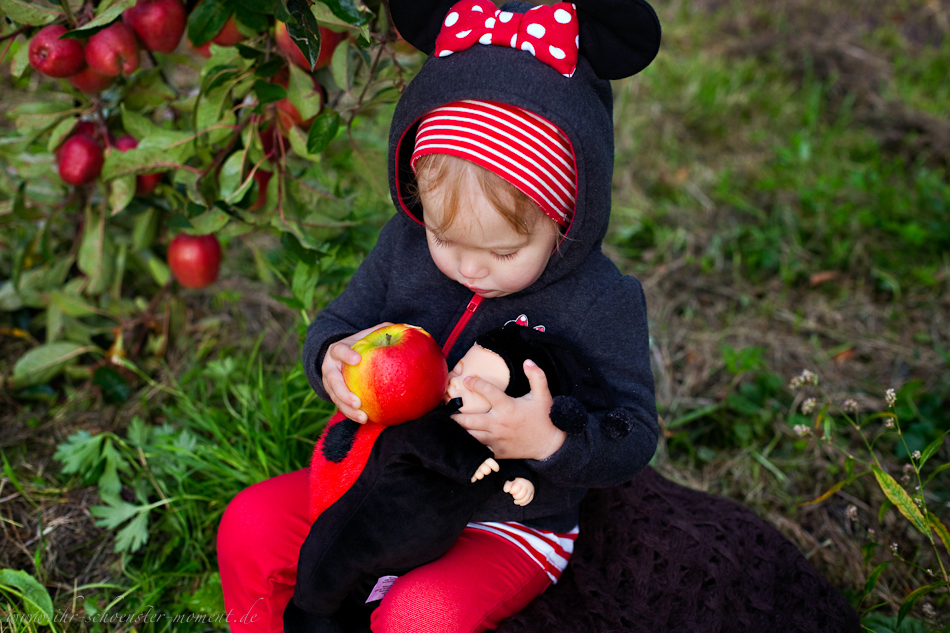 Kinderfotos Minnie Maus-2