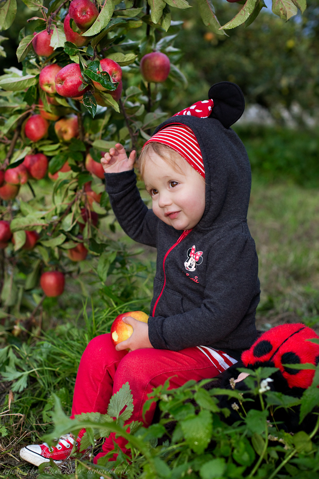 Kinderfotos Minnie Maus-3