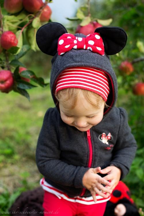 Kinderfotos Minnie Maus-5