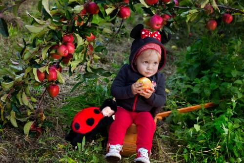 Kinderfotos Minnie Maus-7