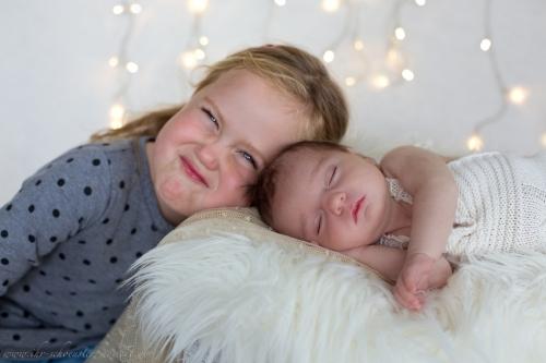 Neugeborenenfotos zu Weihnachten-11