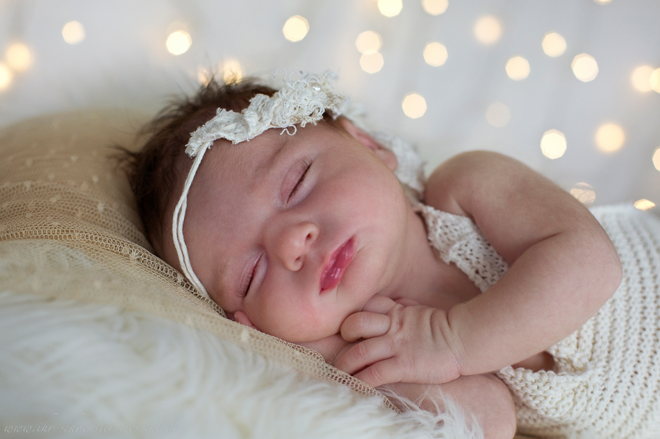 Neugeborenenfotos zu Weihnachten-7