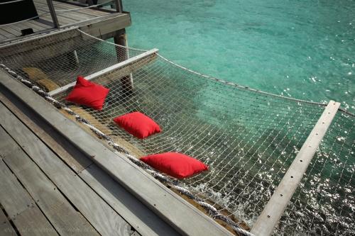 Reisefotografie Malediven chillen