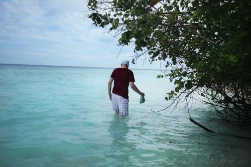 Reisefotografie Malediven Inselrundgang