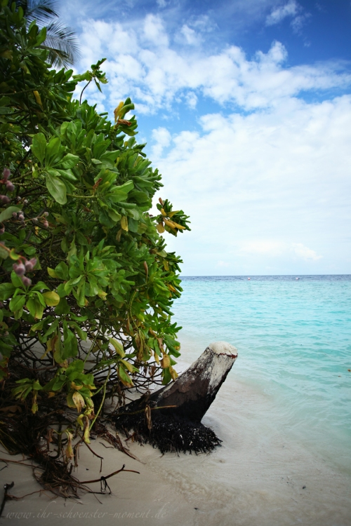 Reisefotografie Malediven Strand