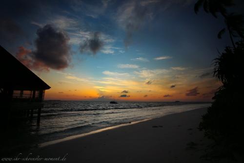 Reisefotos Malediven Robinson Club Sonnenaufgang-26