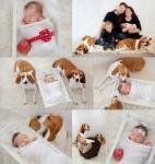 Neugeborenenfotos Greta 2Hamburg