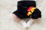 Fussball EM Neugeborenenbilder