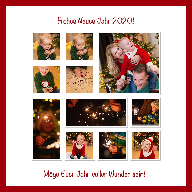 Frohes Neues Jahr Facebook neu
